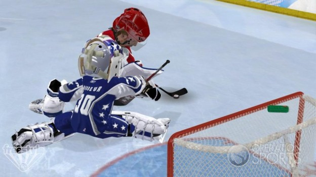 3 on 3 NHL Arcade Screenshot #18 for Xbox 360
