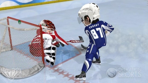 3 on 3 NHL Arcade Screenshot #19 for Xbox 360