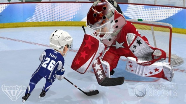 3 on 3 NHL Arcade Screenshot #25 for Xbox 360