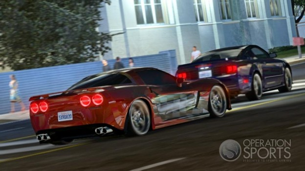 Midnight Club: Los Angeles Screenshot #15 for Xbox 360