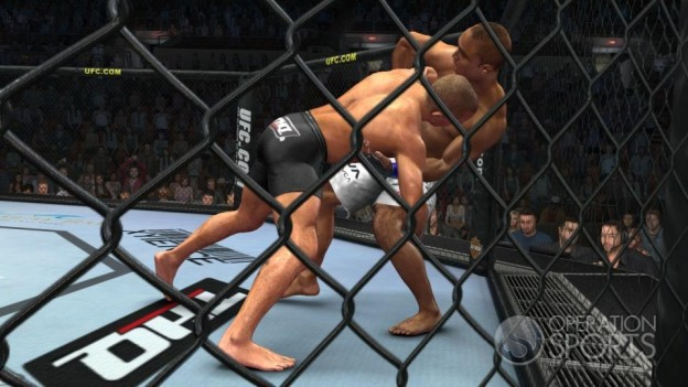 UFC 2009 Undisputed Screenshot #5 for Xbox 360