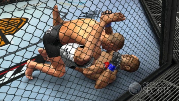 UFC 2009 Undisputed Screenshot #6 for Xbox 360
