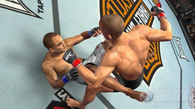 UFC 2009 Undisputed Screenshot #7 for Xbox 360