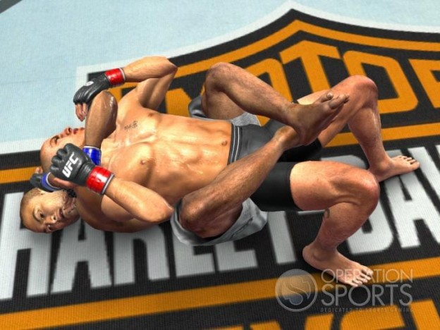 UFC 2009 Undisputed Screenshot #9 for Xbox 360