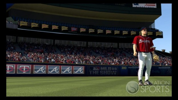 MLB '09: The Show Screenshot #19 for PS3