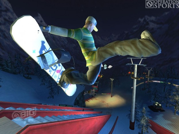 SSX on Tour Screenshot #3 for Xbox