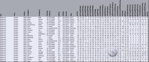 Major League Baseball 2K9 Screenshot #41 for Xbox 360