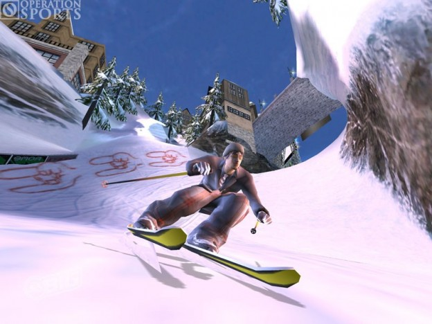 SSX on Tour Screenshot #4 for Xbox