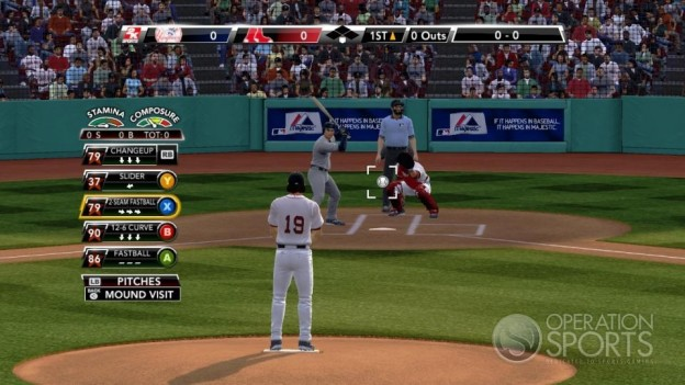 Major League Baseball 2K9 Screenshot #45 for Xbox 360