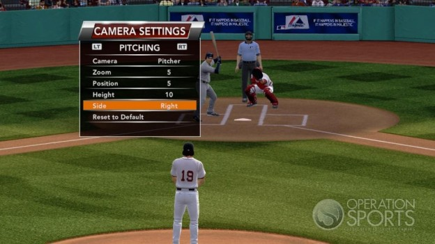Major League Baseball 2K9 Screenshot #46 for Xbox 360