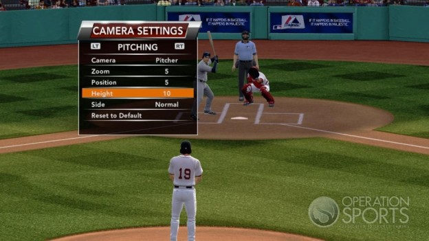 Major League Baseball 2K9 Screenshot #47 for Xbox 360