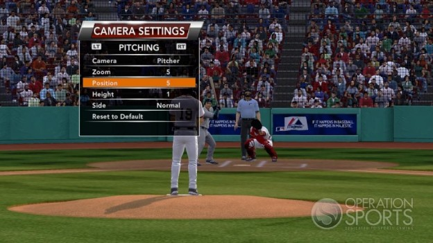 Major League Baseball 2K9 Screenshot #48 for Xbox 360