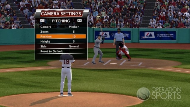 Major League Baseball 2K9 Screenshot #49 for Xbox 360