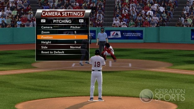 Major League Baseball 2K9 Screenshot #50 for Xbox 360