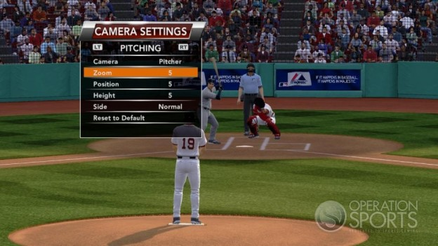 Major League Baseball 2K9 Screenshot #51 for Xbox 360