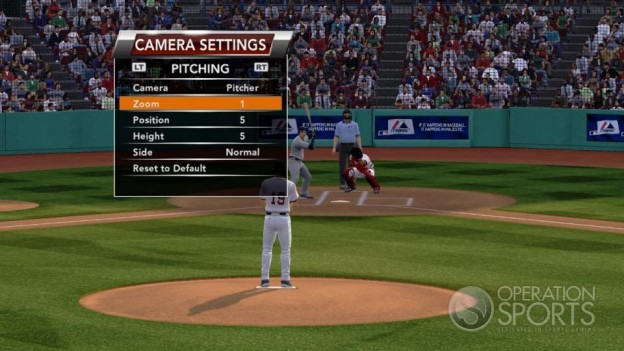Major League Baseball 2K9 Screenshot #53 for Xbox 360