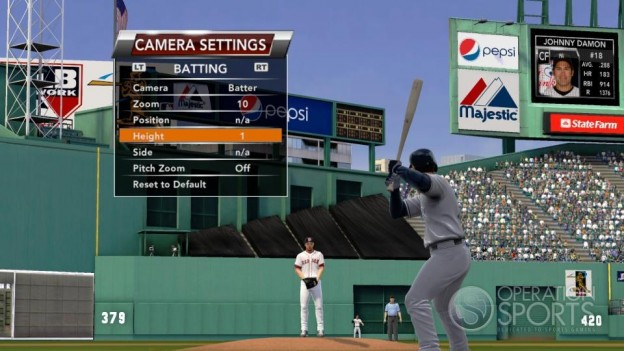 Major League Baseball 2K9 Screenshot #56 for Xbox 360