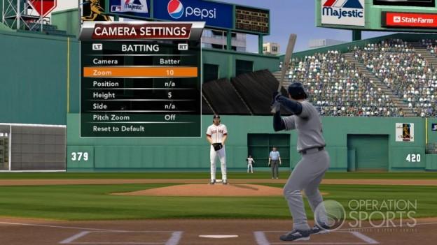 Major League Baseball 2K9 Screenshot #57 for Xbox 360