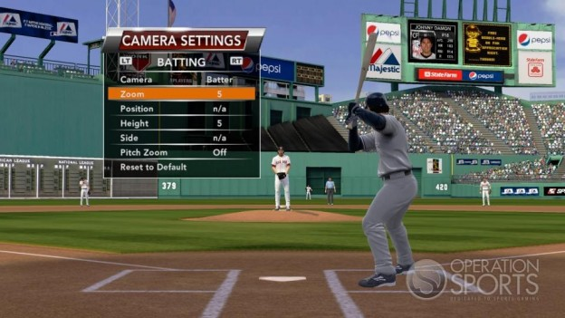 Major League Baseball 2K9 Screenshot #58 for Xbox 360