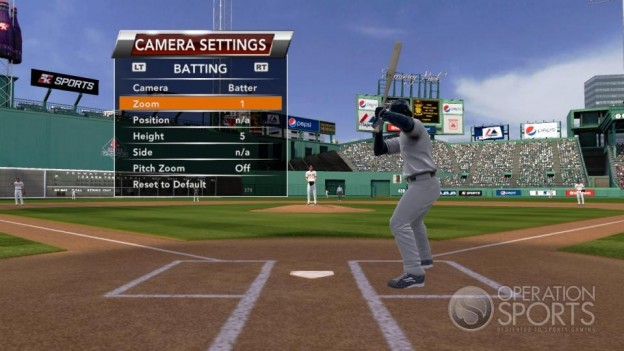 Major League Baseball 2K9 Screenshot #59 for Xbox 360