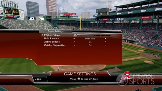 Major League Baseball 2K9 Screenshot #60 for Xbox 360