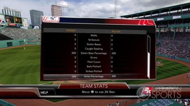 Major League Baseball 2K9 Screenshot #63 for Xbox 360