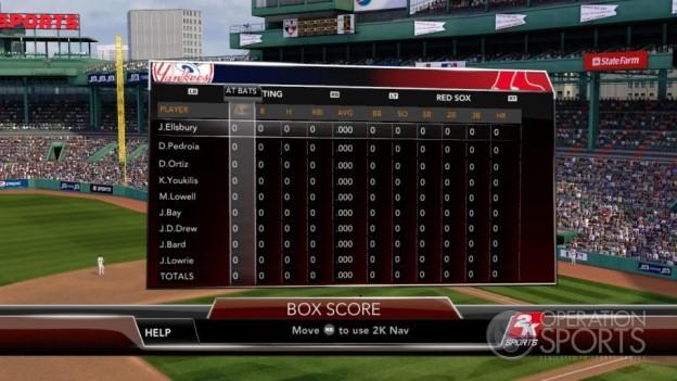 Major League Baseball 2K9 Screenshot #66 for Xbox 360