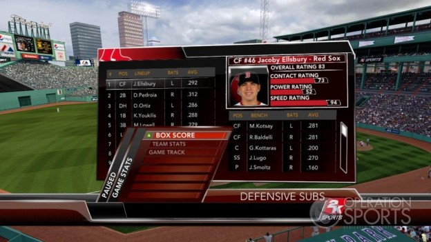 Major League Baseball 2K9 Screenshot #67 for Xbox 360