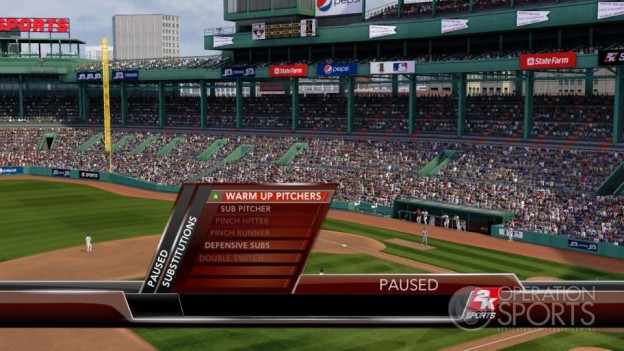 Major League Baseball 2K9 Screenshot #71 for Xbox 360