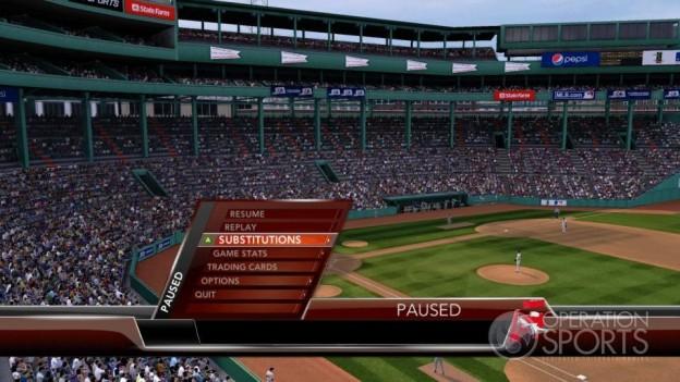 Major League Baseball 2K9 Screenshot #73 for Xbox 360