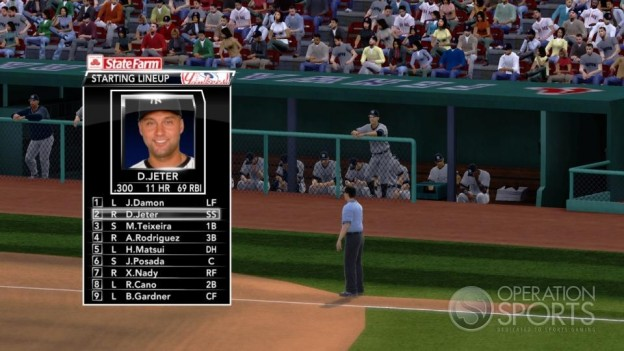 Major League Baseball 2K9 Screenshot #75 for Xbox 360