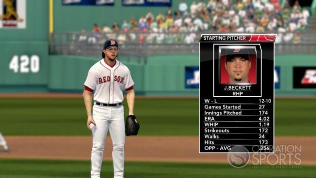 Major League Baseball 2K9 Screenshot #77 for Xbox 360