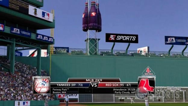 Major League Baseball 2K9 Screenshot #80 for Xbox 360
