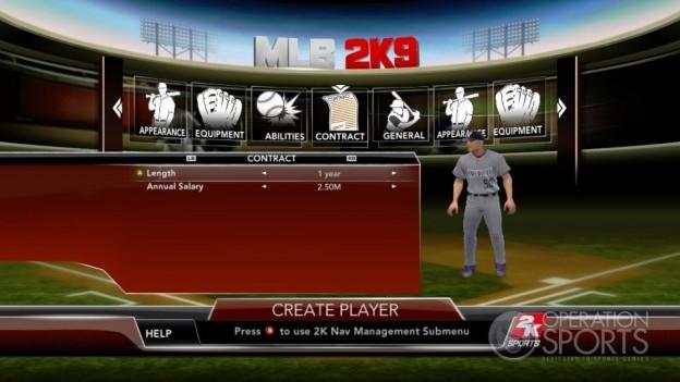 Major League Baseball 2K9 Screenshot #82 for Xbox 360