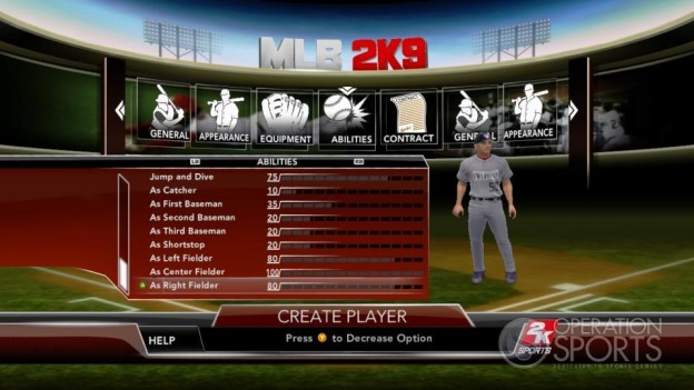 Major League Baseball 2K9 Screenshot #83 for Xbox 360