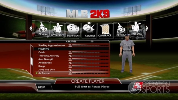 Major League Baseball 2K9 Screenshot #84 for Xbox 360