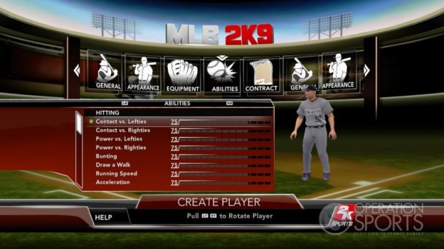 Major League Baseball 2K9 Screenshot #85 for Xbox 360