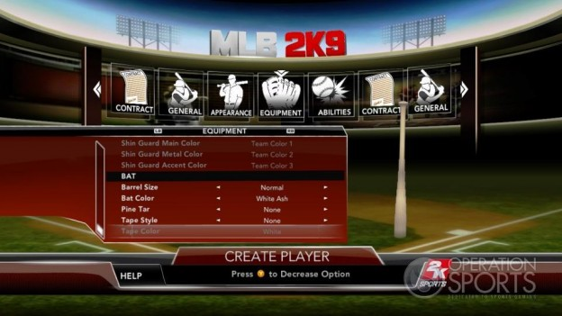 Major League Baseball 2K9 Screenshot #86 for Xbox 360