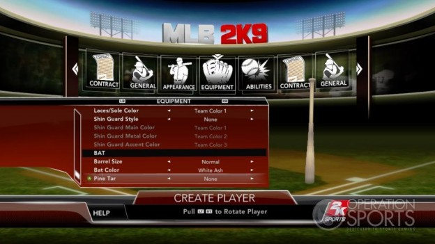 Major League Baseball 2K9 Screenshot #88 for Xbox 360