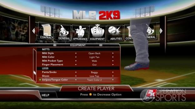 Major League Baseball 2K9 Screenshot #89 for Xbox 360