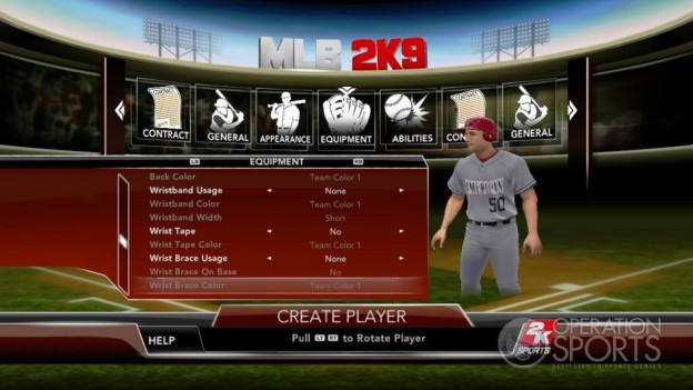 Major League Baseball 2K9 Screenshot #90 for Xbox 360