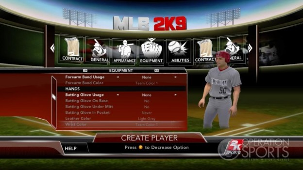 Major League Baseball 2K9 Screenshot #91 for Xbox 360