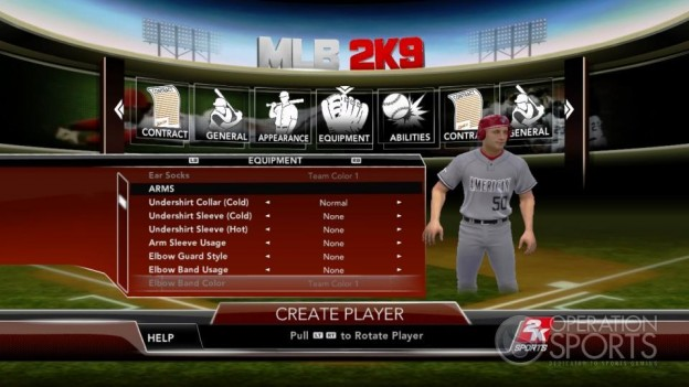 Major League Baseball 2K9 Screenshot #92 for Xbox 360