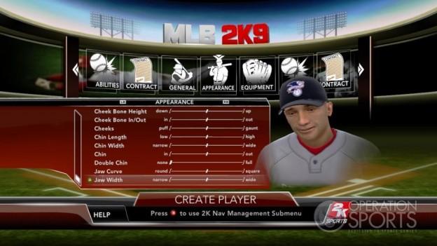 Major League Baseball 2K9 Screenshot #94 for Xbox 360