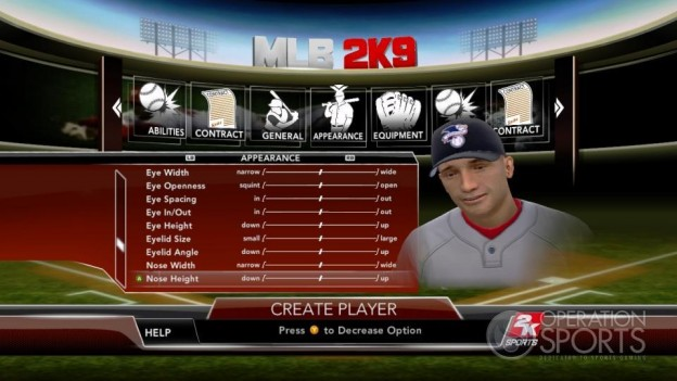 Major League Baseball 2K9 Screenshot #96 for Xbox 360