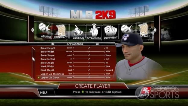 Major League Baseball 2K9 Screenshot #99 for Xbox 360