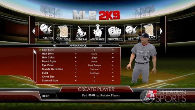 Major League Baseball 2K9 Screenshot #101 for Xbox 360
