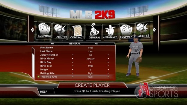 Major League Baseball 2K9 Screenshot #102 for Xbox 360