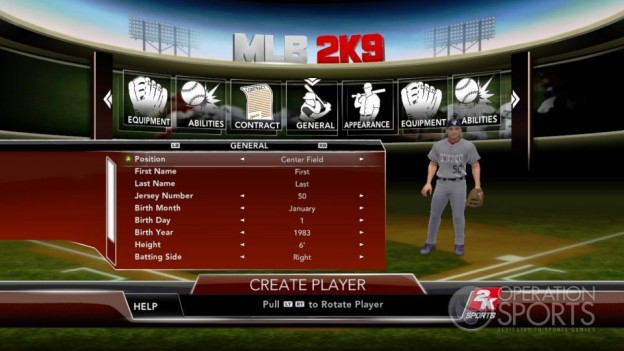 Major League Baseball 2K9 Screenshot #103 for Xbox 360