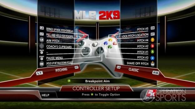Major League Baseball 2K9 Screenshot #105 for Xbox 360